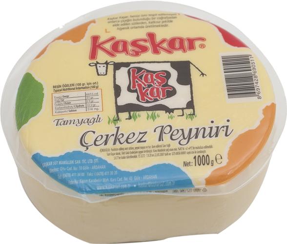 Çerkez Kaşar (1000g)