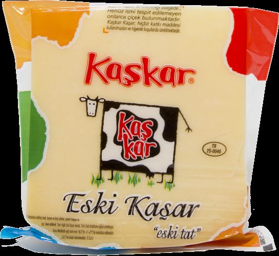Eski Kaşar Dilim (350g)