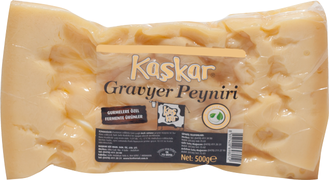 Gravyer (500g)