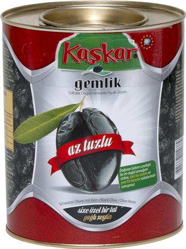 Yağlı Sele Siyah Zeytin (1000g)